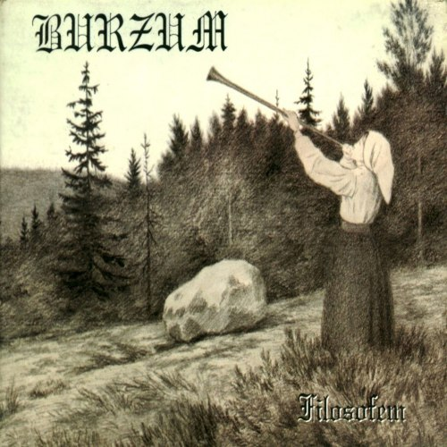 BURZUM - Filosofem CD Transcendental Metal