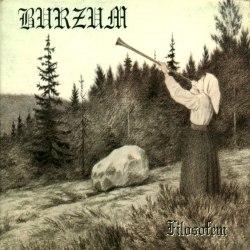 BURZUM - Filosofem CD Transcendental Metal