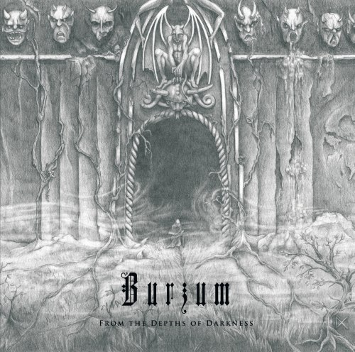 BURZUM - From The Depths Of Darkness CD Black Metal