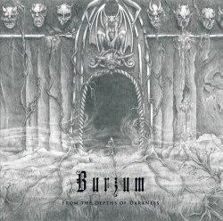 BURZUM - From The Depths Of Darkness CD Black Metal