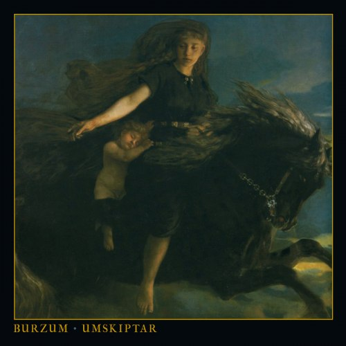 BURZUM - Umskiptar CD Pagan Metal