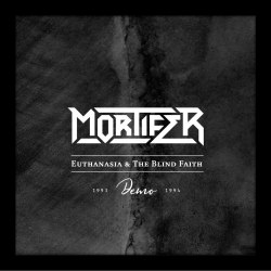 MORTIFER - Euthanasia / The Blind Faith CD Thrash Metal