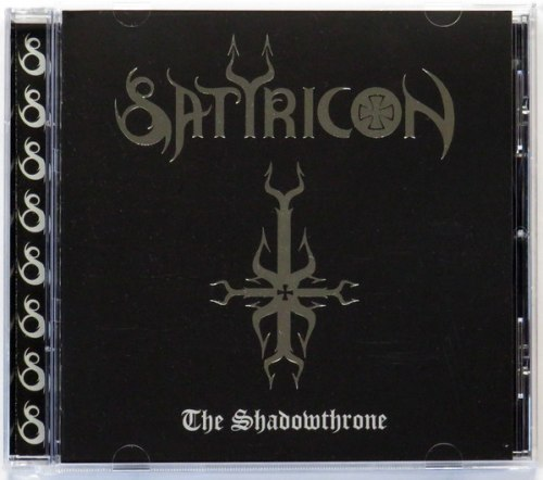 SATYRICON - The Shadowthrone CD Black Metal