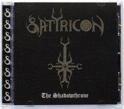 SATYRICON - The Shadowthrone CD Black Metal