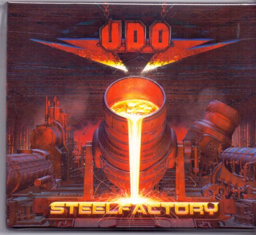 U.D.O. - Steelfactory Digi-CD Heavy Metal