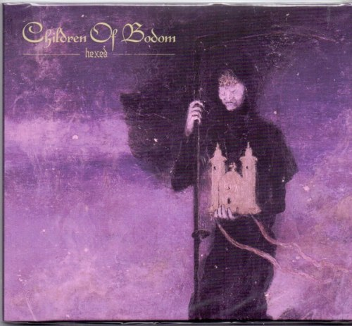 CHILDREN OF BODOM - Hexed Digi-CD MDM