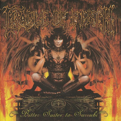CRADLE OF FILTH - Bitter Suites To Succubi CD Symphonic Metal