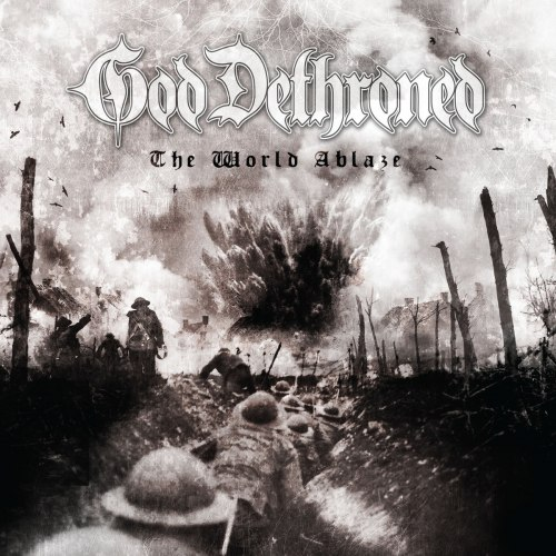GOD DETHRONED - The World Ablaze CD Death Metal