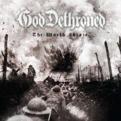 GOD DETHRONED - The World Ablaze CD Death Metal