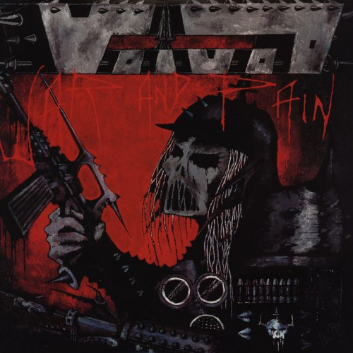 VOIVOD - War and Pain CD Thrash Metal