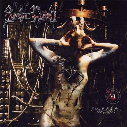SEPTIC FLESH - Sumerian Daemons CD Dark Metal