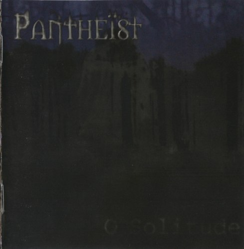 PANTHEIST - O Solitude CD Funeral Doom Metal