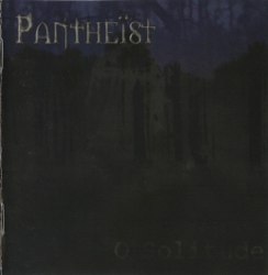 PANTHEIST - O Solitude CD Funeral Doom Metal