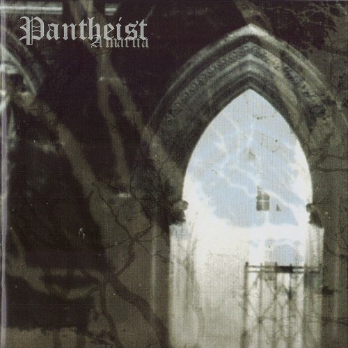 PANTHEIST - Amartia CD Funeral Doom Metal