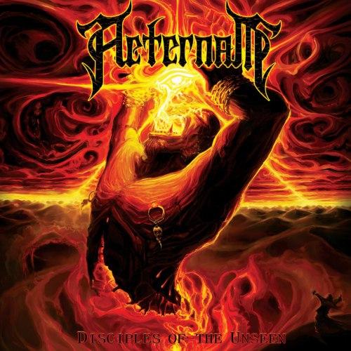 AETERNAM - Disciples Of The Unseen CD Symphonic Metal