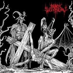 BLACK WITCHERY - Desecration Of The Holy Kingdom Gatefold LP Black Metal