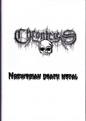 CHRONICLES #2 Журнал Death Metal