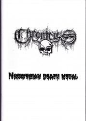 CHRONICLES #2 Журнал Death Metal