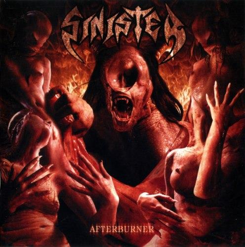 SINISTER - Afterburner CD Death Metal
