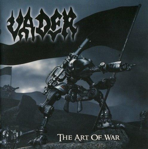 VADER - The Art Of War MCD Death Metal