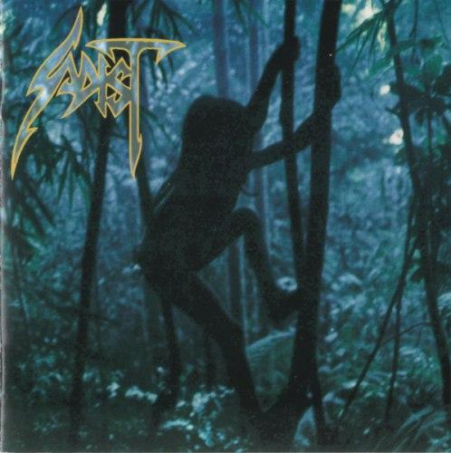 SADIST - Tribe CD Progressive Death Metal
