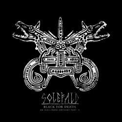 SOLEFALD - Black For Death - An Icelandic Odyssey Part II CD Nordic Metal