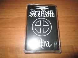 STURM - Ultra Tape Black Metal