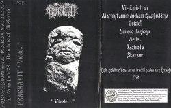 PRAGNAVIT - Viede... Tape Dark Ambient