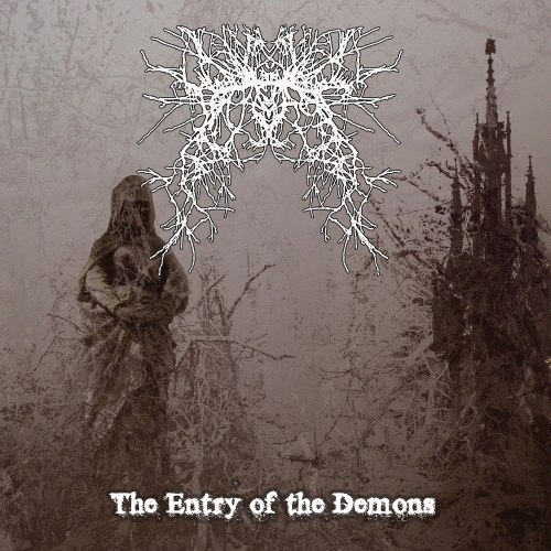 IAPETHOS - The Entry Of The Demons CD Industrial Blackened Metal