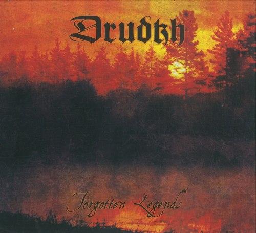DRUDKH - Forgotten Legends CD Atmospheric Heathen Metal