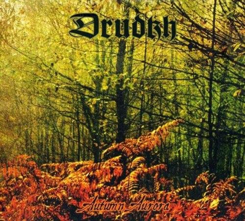 DRUDKH - Autumn Aurora CD Atmospheric Heathen Metal