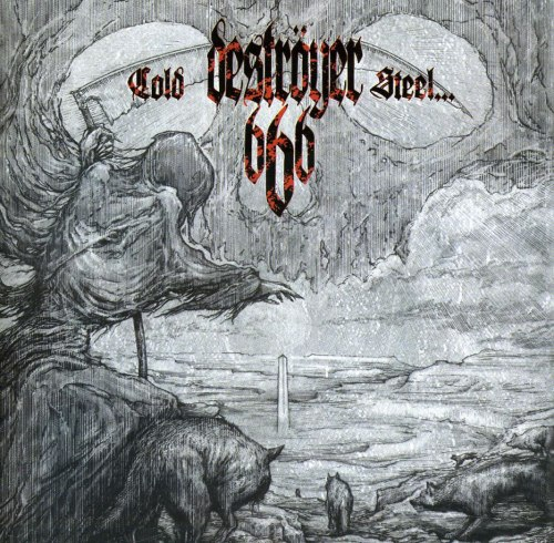 DESTROYER 666 - Cold Steel... for an Iron Age CD Black Thrash Metal