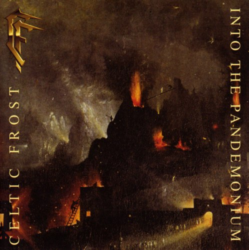 CELTIC FROST - Into The Pandemonium CD Avantgarde Metal