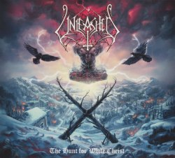 UNLEASHED - The Hunt For White Christ Digi-CD Nordic Metal