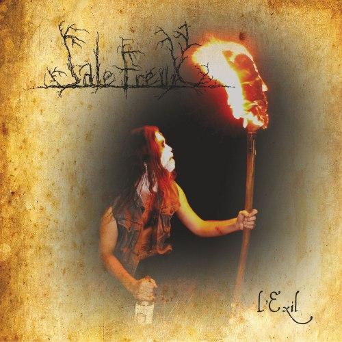 SALE FREUX - L'Exil CD Black Metal