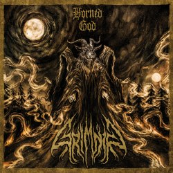 GRIMNIR - Horned God MCD Black Metal