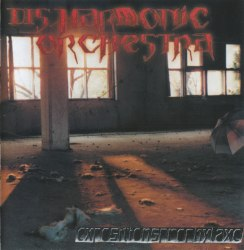 DISHARMONIC ORCHESTRA - Expositionsprophylaxe CD Grindcore