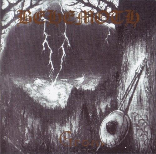 BEHEMOTH - Grom (польское издание) CD Pagan Metal