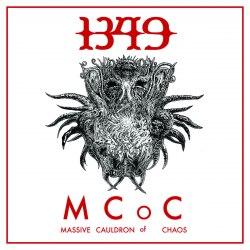 1349 - Massive Cauldron Of Chaos CD Black Metal