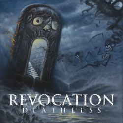 REVOCATION - Deathless CD Technical Death Metal