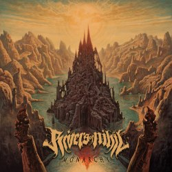 RIVERS OF NIHIL - Monarchy CD Technical Death Metal