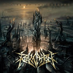 REVOCATION - Empire Of The Obscene CD Technical Death Metal