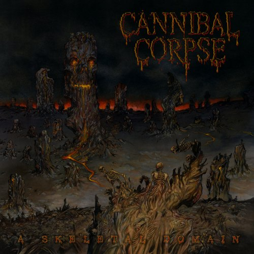 CANNIBAL CORPSE - A Skeletal Domain CD Brutal Death Metal