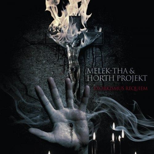 MELEK-THA & HORTH PROJECT - Exorkismus Requiem CD Dark Ambient