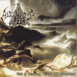 AVENGER - Fall Of Devotion, Wrath And Blasphemy CD Blackened Metal