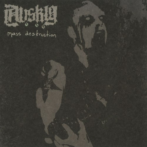 AVSKY - Mass Destruction CD Black Metal