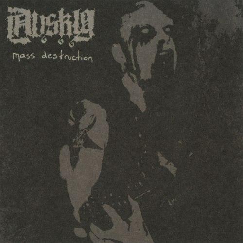 AVSKY - Mass Destruction CD Black Metal