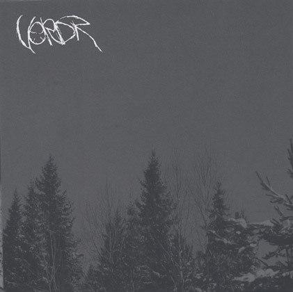 VORDR - I CD Blackened Metal