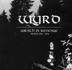 WYRD - Wrath & Revenge CD Folk Metal