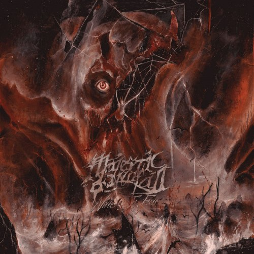 MAJESTIC DOWNFALL - Waters Of Fate CD Doom Death Metal